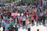 Con el encendido de la Feria arrancan cinco días de Fiestas Patronales en honor a la Virgen del Rosario