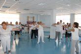 300 usuarios comienzan los cursos en el Centro de D�a de Mazarr�n