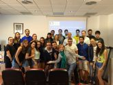Exponen el Plan de Voluntariado Local en la facultad de Ciencias del Deporte