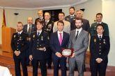 La Policía Nacional de Alcantarilla celebró la festividad de su Patrón 2015