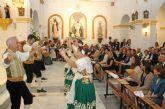 Adela Martínez-Cachá pregonó las Fiestas Patronales de Puerto Lumbreras 2015