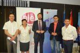 El alcalde, José Miguel Luengo  destaca el papel de los jóvenes empresarios en la recuperación económica