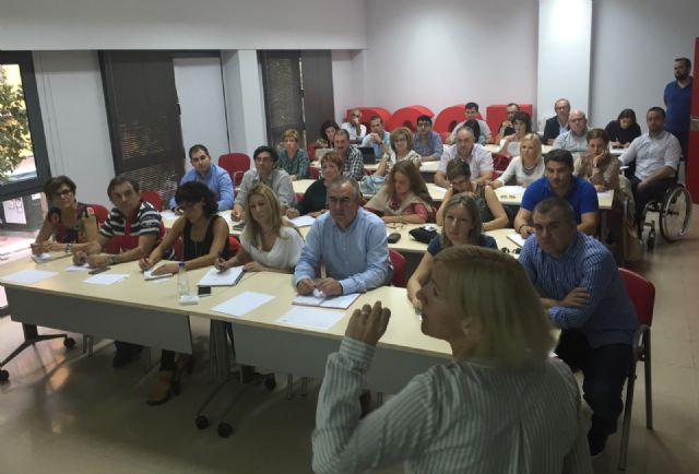 El PSOE afirma que el mismo PP que endeud� los Ayuntamientos ahora pone palos en las ruedas a los nuevos gobiernos municipales, Foto 1