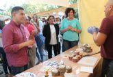Inaugurado el Mercado Medieval y la Feria de Artesanía Local de Puerto Lumbreras 2015