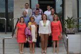 Nueve alcaldes pedáneos y de barrio acercarán el Ayuntamiento a los vecinos de San Pedro del Pinatar