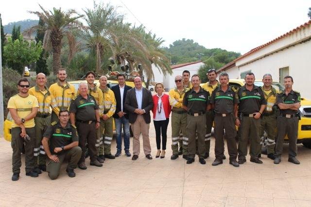 Pedro Antonio Sánchez visita el complejo forestal de El Valle y destaca la oferta educativa y de sensibilización de los valores del medio natural - 1, Foto 1