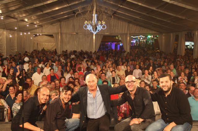 Más de 2.000 personas en el concierto de José Manuel Soto en Puerto Lumbreras - 1, Foto 1