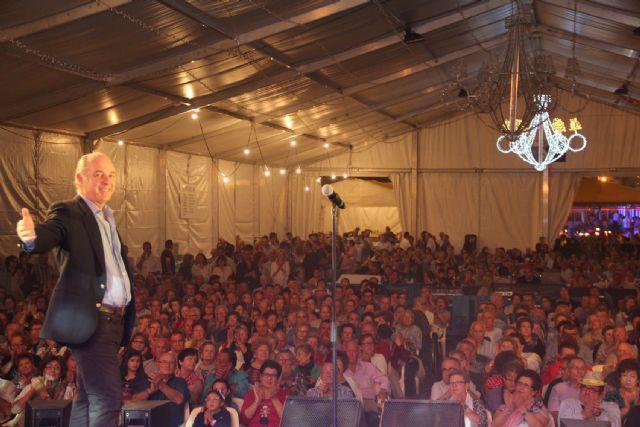 Más de 2.000 personas en el concierto de José Manuel Soto en Puerto Lumbreras - 2, Foto 2