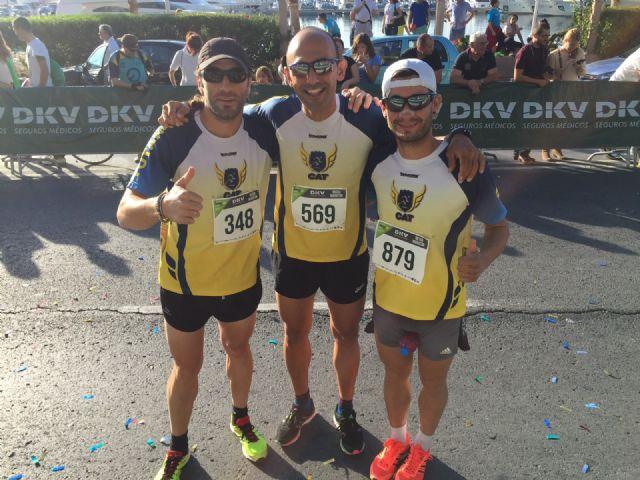 Atletas del Club Atletismo Totana participaron en la Maratón Alpino de la Al-Mudeyna y en la Media Maratón Ciudad de Alicante, Foto 2