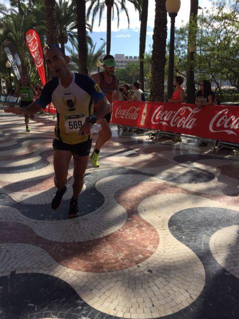 Atletas del Club Atletismo Totana participaron en la Maratón Alpino de la Al-Mudeyna y en la Media Maratón Ciudad de Alicante, Foto 3