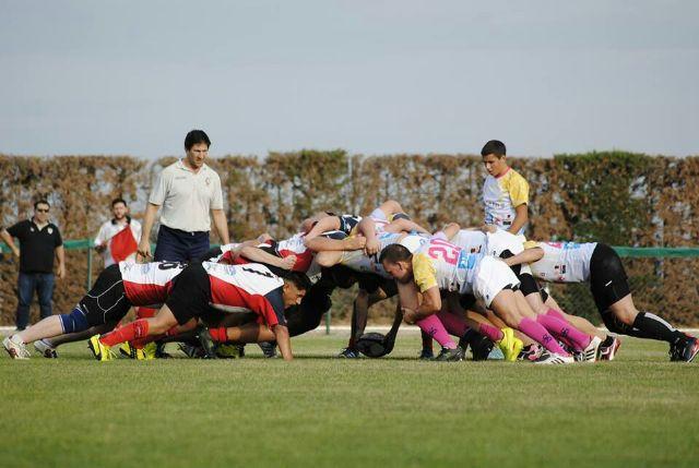 El Club de Rugby de Totana vendió muy cara su derrota en la Guadalentín Cup en una gran tarde de rugby en el inicio oficial de la temporada, Foto 2