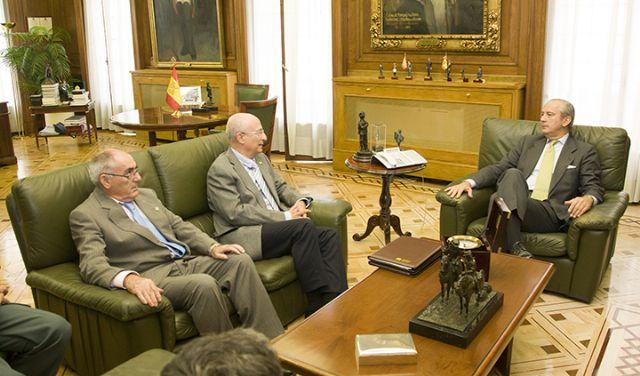 El Director General de la Guardia Civil y el Presidente del Teléfono de la Esperanza firman un protocolo colaboración - 2, Foto 2