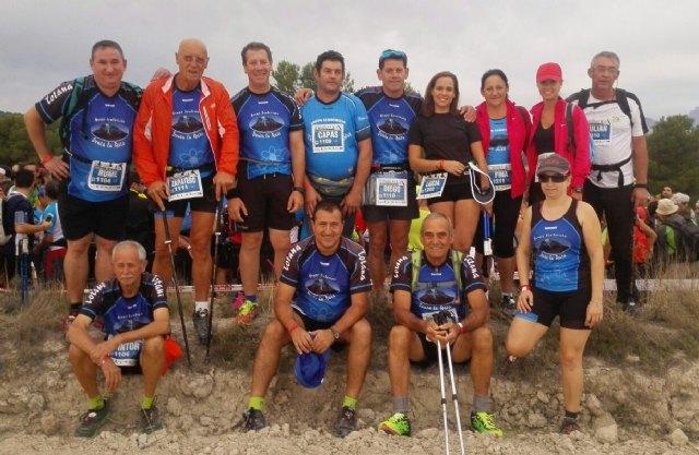 El Grupo Senderista Venta la Rata participó en el Maratón Alpino Al-Mudayna, Foto 1