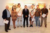Puerto Lumbreras acogió la XXI edición del Concurso de Pintura al aire libre en el que participaron más de 20 artistas de toda España