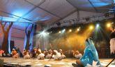 La Asociación de Baile Riá Pitá ofreció el espectáculo 'Danzarina, el hada de los bailes' en la Caseta Municipal