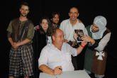 El escritor Santiago Ricardo Hernández presenta 'Jake Ryan y el manuscrito de Ricardo de Chartres'