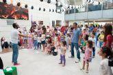 Un concierto para bebés inaugura el curso de la Escuela de Música