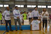 El CFS Pinatar celebra su décimo aniversario con equipación renovada y nueve equipos en competición