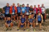 El Grupo Senderista Venta la Rata participó en el Maratón Alpino Al-Mudayna