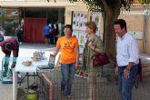 Alcantarilla conmemora el Día Mundial de los Animales, con un punto informativo sobre adopciones