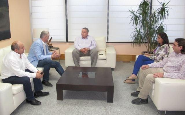 Bernabé anuncia que Albudeite solicitará un área de regeneración y renovación urbana para el casco histórico del municipio - 1, Foto 1