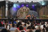 Puerto Lumbreras acogió el musical 'El libro de la Selva'