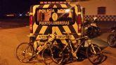La Policía Local de Puerto Lumbreras recupera dos bicicletas sustraídas hace dos semanas en Caravaca de La Cruz