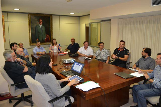 Continúan las mesas de trabajo para la elaboración de la Estrategia Integrada de Desarrollo Urbano Sostenible de Águilas - 1, Foto 1