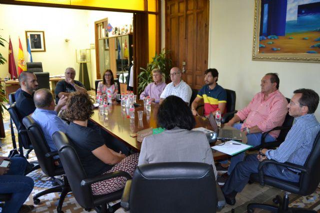 Continúan las mesas de trabajo para la elaboración de la Estrategia Integrada de Desarrollo Urbano Sostenible de Águilas - 2, Foto 2