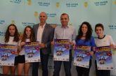 El Campeonato de España Infantil de Patinaje Artístico reúne a los mejores patinadores de 13 y 14 años del país en San Javier