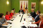 El Consejo de Gobierno se reúne en Puerto Lumbreras