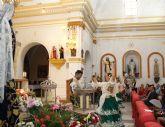 Misa en honor a la Patrona coincidiendo con la Festividad de Ntra. Sra. del Rosario 2015