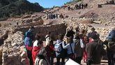 Se amplían los horarios y servicios del yacimiento arqueológico La Bastida