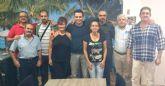 Inma Ríos y Chema Canales elegidos coprimeros secretarios de AS San Javier
