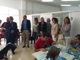 Familia destina 569.000 euros al Centro de Día para personas con discapacidad de La Unión
