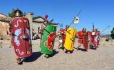 El Museo de Arte Ibérico El Cigarralejo de Mula recrea este domingo en sus talleres familiares cómo era la vida de los soldados romanos