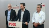 El PSOE exige que se limpie completamente la zona contaminada en el vertedero de Abanilla