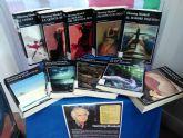 La Concejalía de Cultura rinde homenaje a Henning Mankell