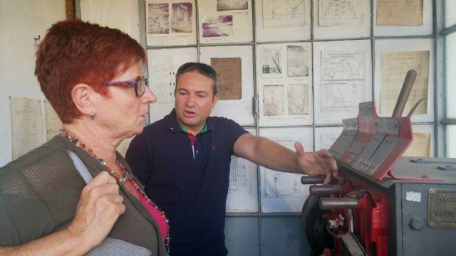 El PSOE propone que el Ayuntamiento busque con urgencia una ubicación al Museo del Ferrocarril de Murcia - 2, Foto 2