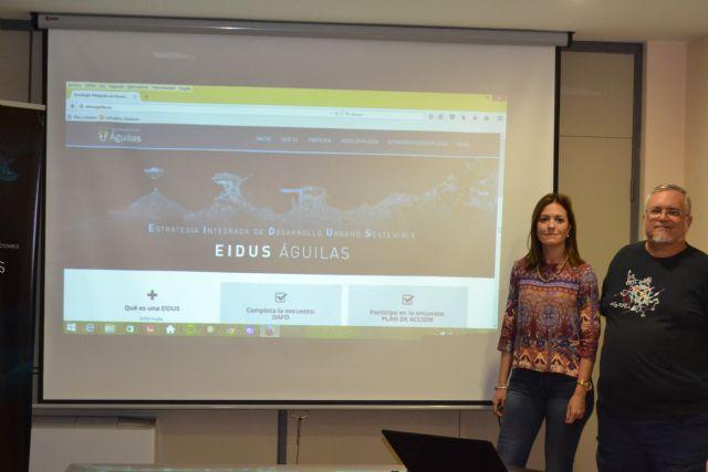 El Ayuntamiento pone en marcha una web para que los ciudadanos opinen sobre el futuro de Águilas - 1, Foto 1