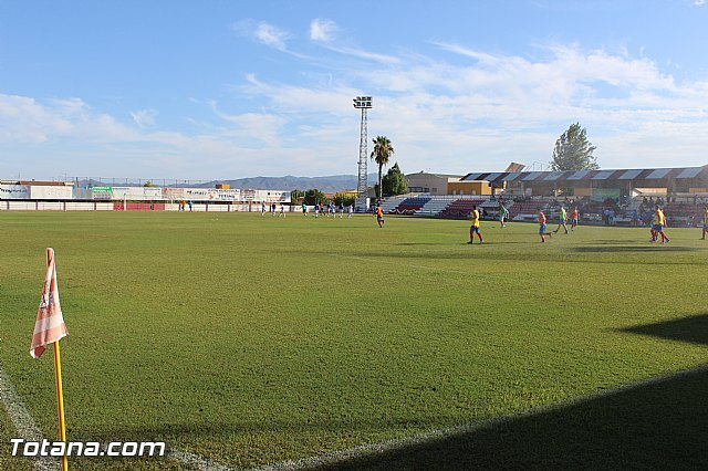 The Juan Cayuela of Totana, venue for the final of the Federation Cup field