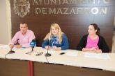 Mazarr�n aspira a recibir fondos europeos para mejorar su desarrollo urbano
