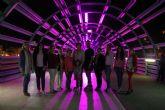 Puerto Lumbreras se ilumina de rosa contra el cáncer de mama