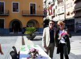 Alcantarilla conmemora en sus calles el Día Internacional contra el Cáncer de Mama