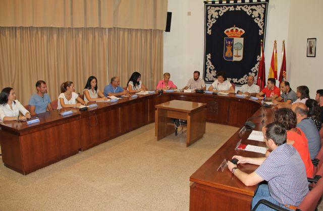 El Ayuntamiento aprueba la nueva ordenanza reguladora del Servicio de Taxi en Puerto Lumbreras - 1, Foto 1