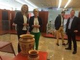 La Consejería de Cultura y el Ayuntamiento de Archena organizan una nueva exposición con el Vaso de los Guerreros como pieza central