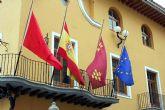 Luto oficial en Alcantarilla las 24 horas de mañana miércoles por el fallecimiento de dos vecinos en el accidente laboral de esta mañana en Murcia