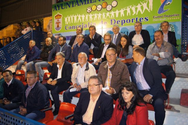 The Lorca Deportiva Fed Cup champion proclaims to beat the EF Alhama (2-1)