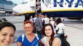 Alumnas del IES Rambla de Nogalte participan en el Programa 'Erasmus+' en Polonia