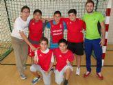 Se pone en marcha el Programa de Deporte Escolar con la Fase Local de Baloncesto, Balonmano, Fútbol Sala y Voleibol